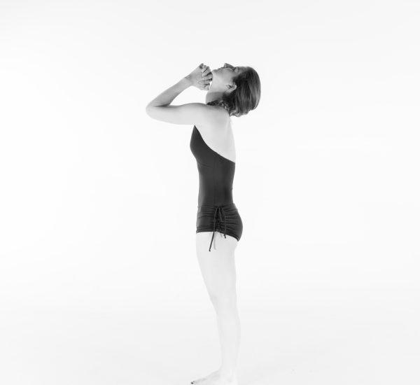 Standing Deep Breathing – Pranayama