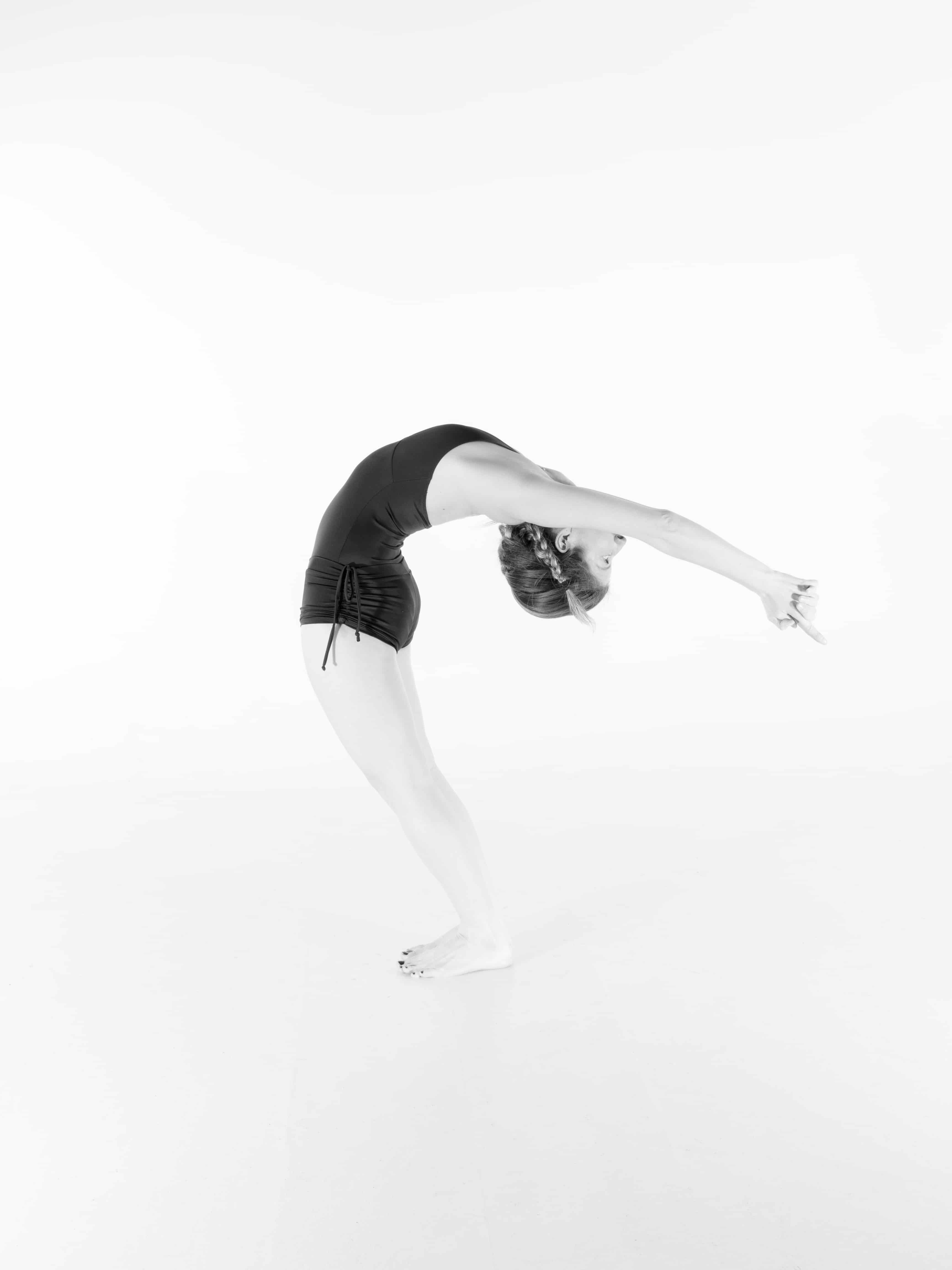 2. Flexion arrière