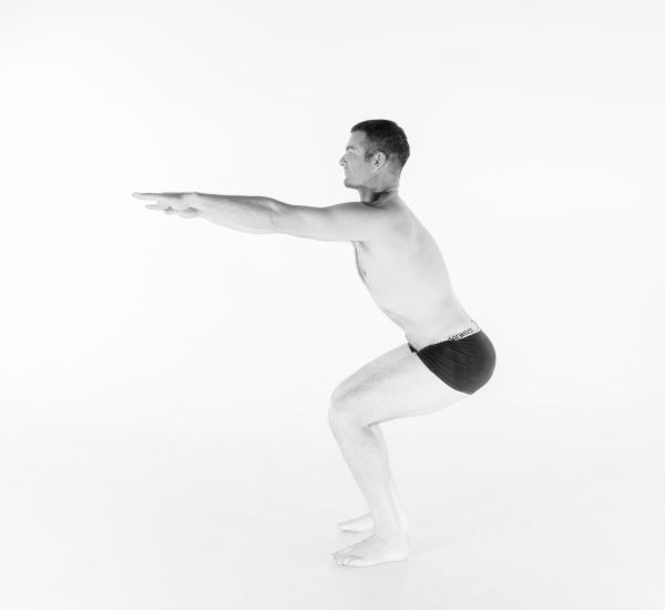 4. Awkward Pose – Utkatasana (part 1)