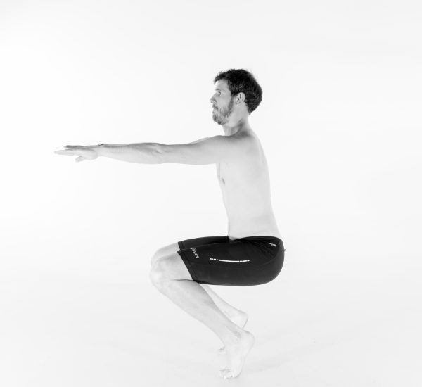 4. Awkward Pose – Utkatasana (part 2)
