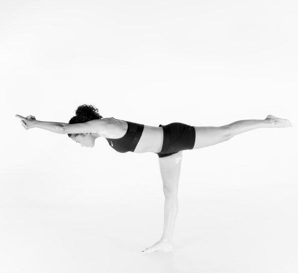 8. Balancing Stick  – Tuladandasana