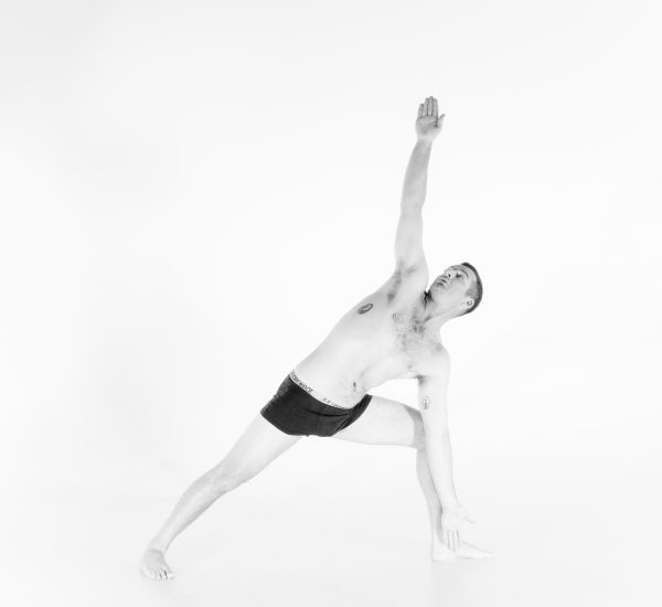 10. Triangle Pose – Trikonasana