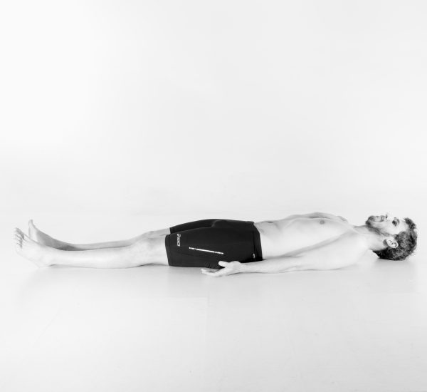 14. Dead Body Pose – Savasana