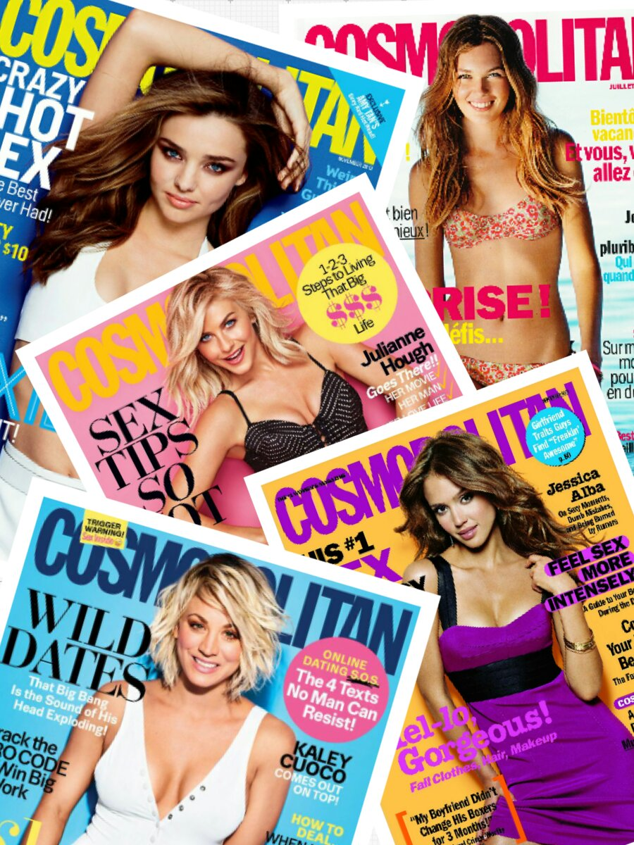 WE COSMO