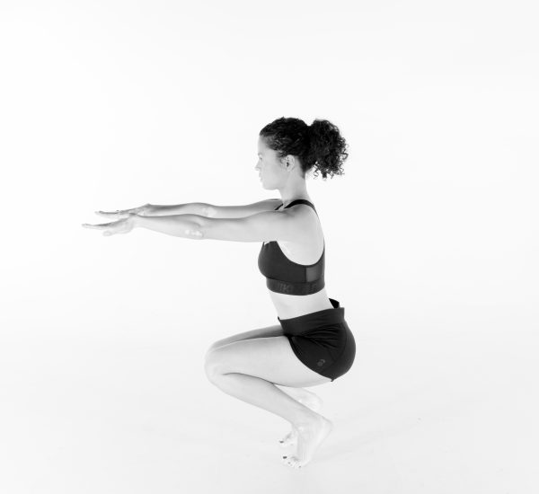 4. Awkward Pose – Utkatasana (part 3)