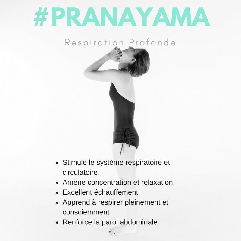 Posture du Mois: Pranayama