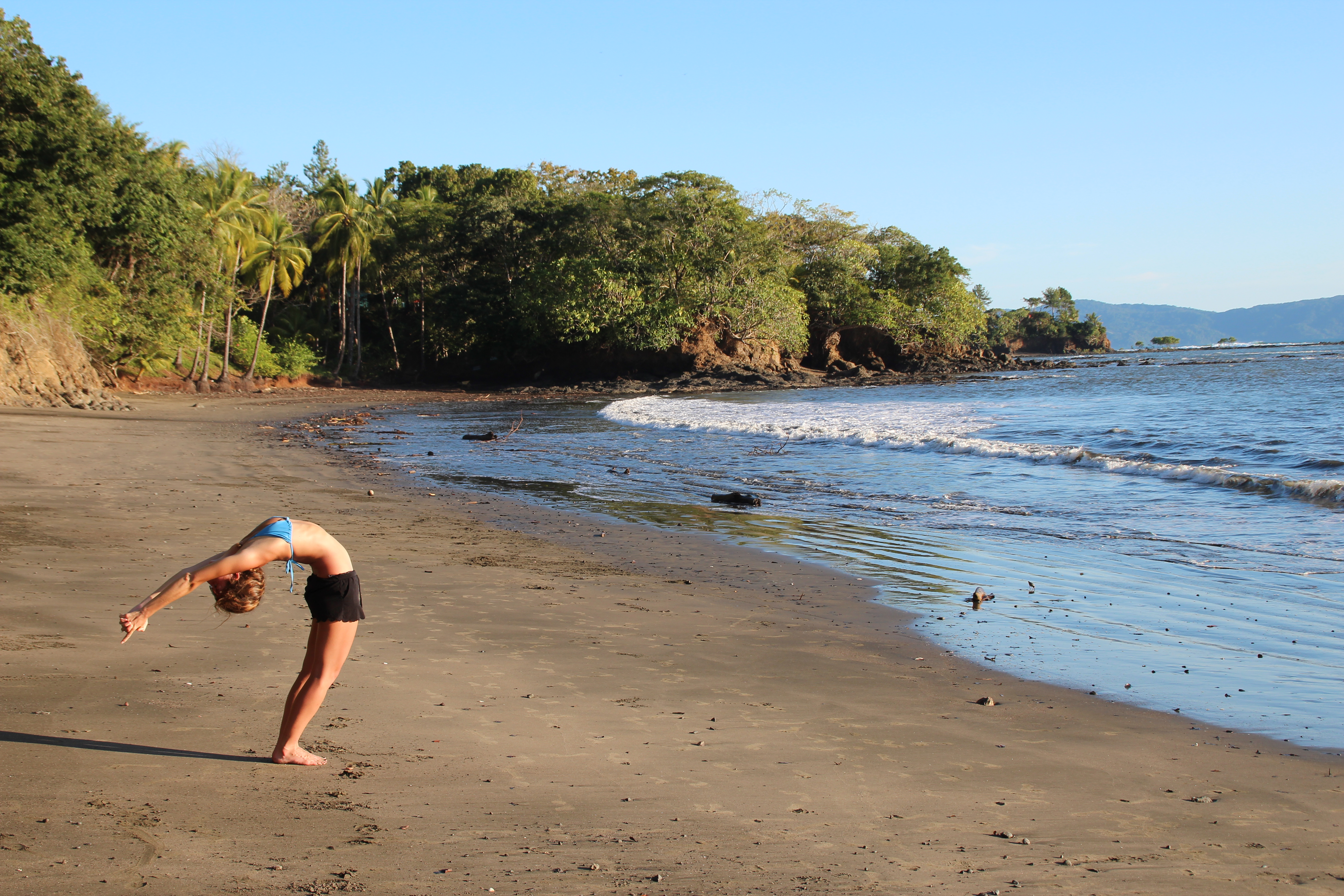Panama Yoga Trip